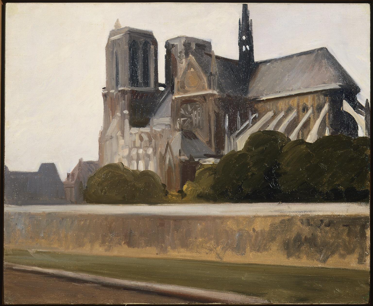 Notre Dame, No. 2