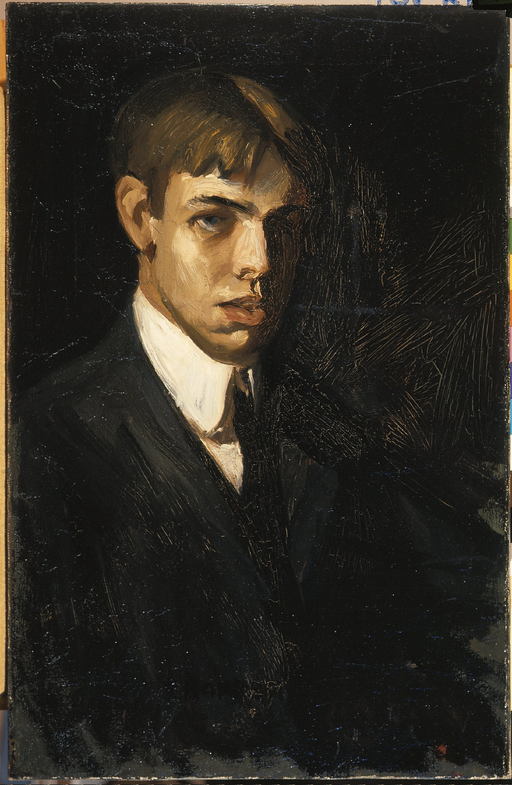 (Self-Portrait)