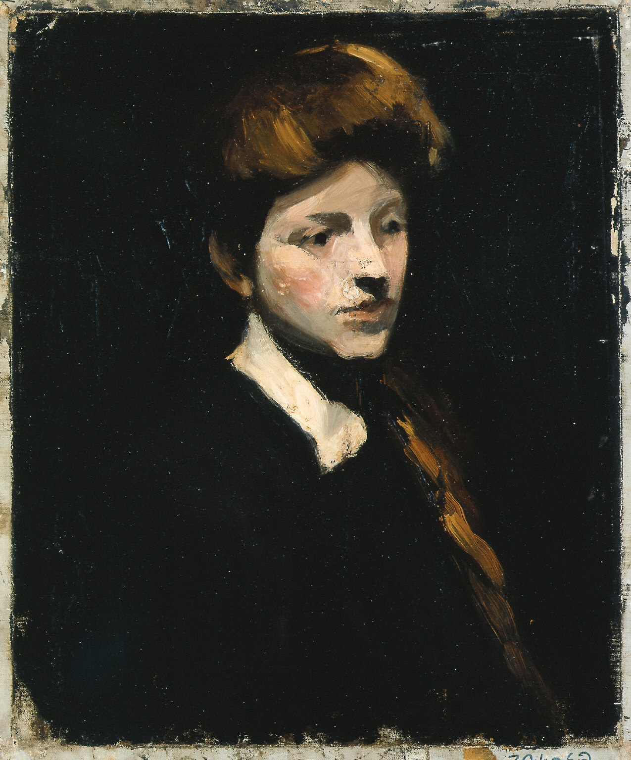 (Portrait of Hettie Duryea Meade)