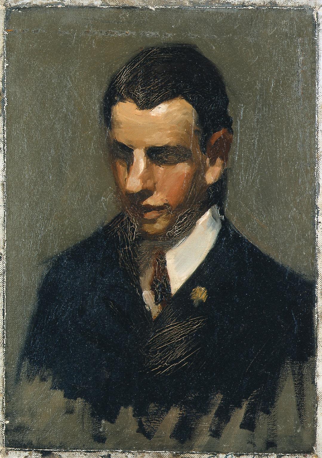 (Portrait of a Man)