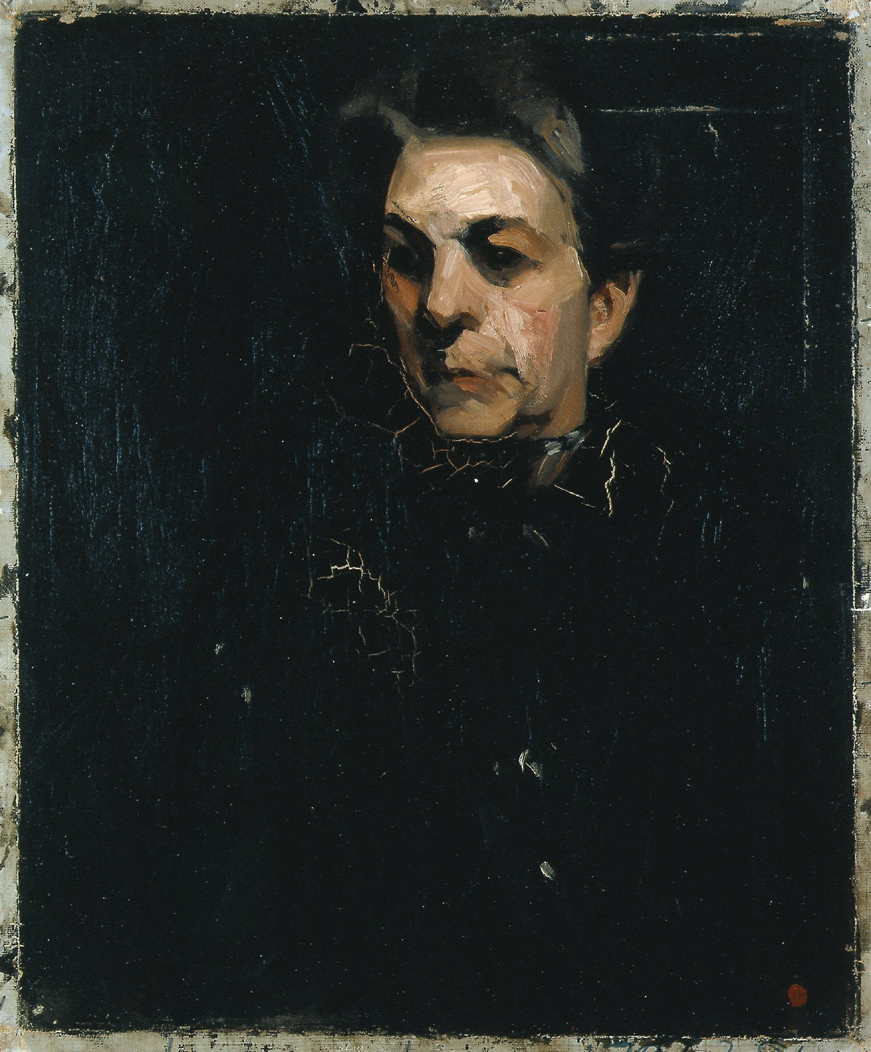 (Portrait of a Woman)