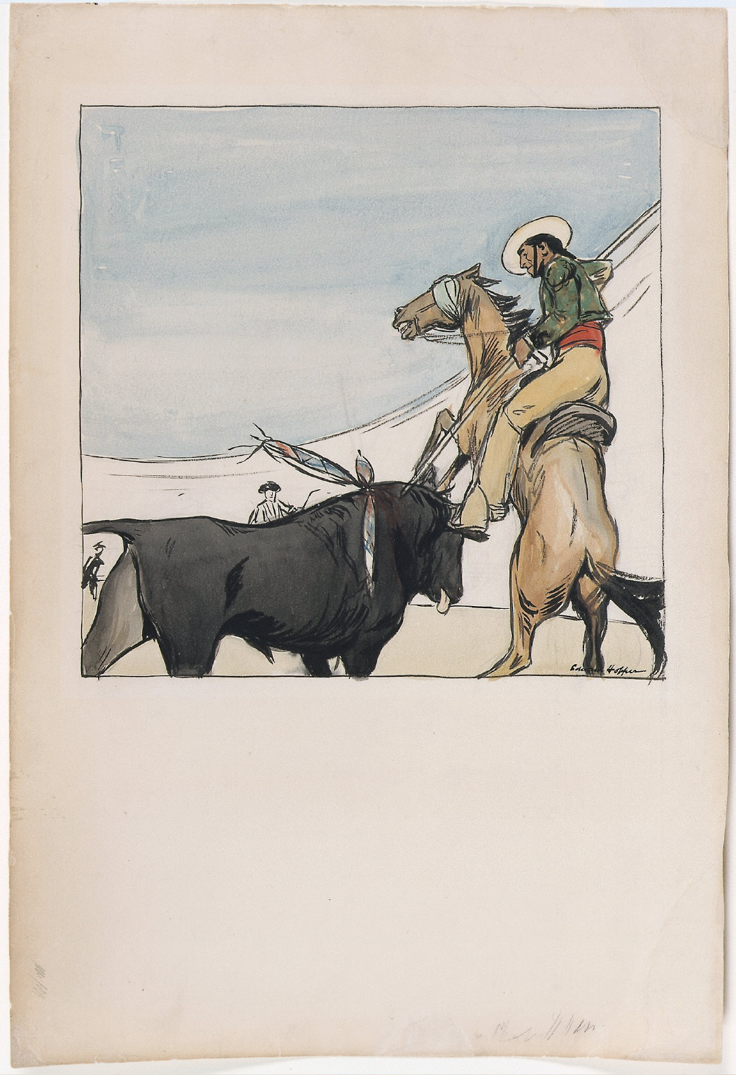 (Bullfight)