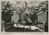 """View of the Fountain of the Biccherione above the Alley of the hundred fountains"" (Plate 16)"