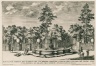 """""""Fountain of Narcissus in the garden of the Borghese prince [Villa Borghese]"""" (Fig. 13)"""