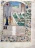 Le livre des prouffis champestres et ruraux, Book 6 On herb gardens (folio 157)