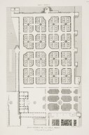 """General plan of the Villa Medici"" (Plate 8)"