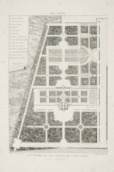 """General plan of the main casino of the Villa Pamphili and its dependencies"" (Plate 14)"