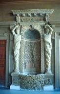 Fountain niche