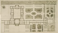 [Plan of the Laurentian Villa] (Plate I)