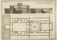 [Plan of the Laurentian Villa] (p. 54)