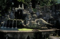 Fountain of the river gods