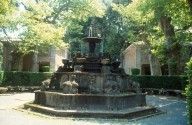 Fountain of the dolphins