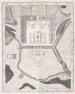 [Plan of an ideal ancient villa]