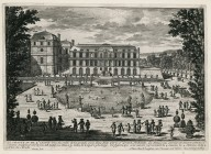 """The Chateau of Saint-Cloud"" (Plate 66)"