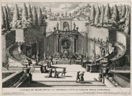 """Fountain of the dragon below the Alley of the hundred fountains"" (Plate 11)"