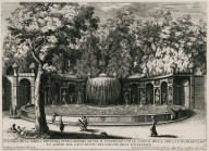 """Fountain of the Tiburtine Sibyl... "" (Plate 7)"