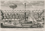 """Fountain of the queen in the garden of the Pamphili prince"" (Fig. 21)"