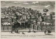 """View of the right part of the theater in the garden of the Pamphili prince"" (Fig. 21)"