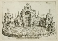 """Rock fountain the garden [of the Villa Belvedere] at Rome"" (Fig. 27)"