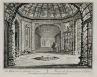 """View of the grotto from across the gallery"" (Plate 23)"