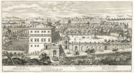 """Prospect of a garden of his excellency the Duke of Mattei at the crest of the Celian hill"" (Plate 17)"