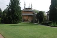 Gardener's house and Roman baths