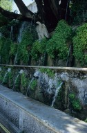Alley of the hundred fountains