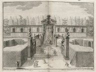 """""""Theater of Andromeda in the garden of Castellazzo [ Villa Arconati]"""""""
