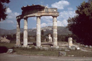 Doric temple area