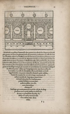 Hypnerotomachie, ou Discours du Songe de Poliphile