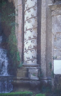 Fountain of the owl