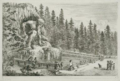 [Colossal statue of the Apennines]