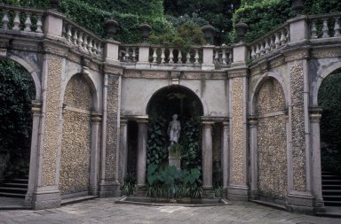 Courtyard of Diana