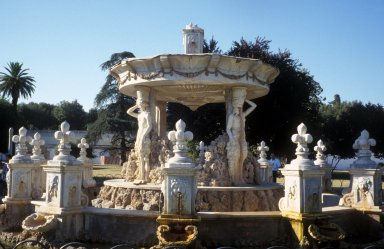 Fountain of Cupid