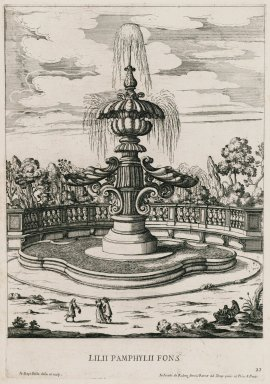"""""""Fountain of the lily"""" (Fig. 23)"""