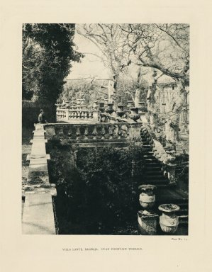 Third terrace