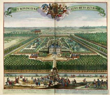 """Royal pleasure palace Huis ten Bosch"""