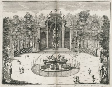 """""""Theater of Diana in Castellazzo [ Villa Arconati]"""""""