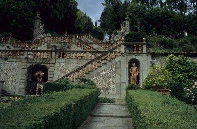 Garden terraces