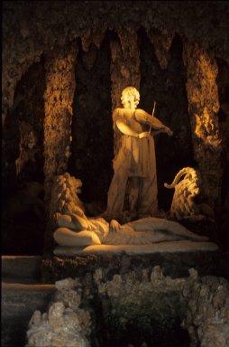 Orpheus grotto