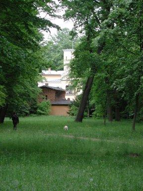 Pheasantkeepers house